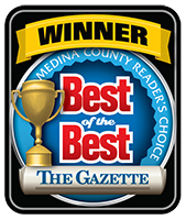 Supeck Septic Services, Medina Co Best of the Best Winner 12 years in a row