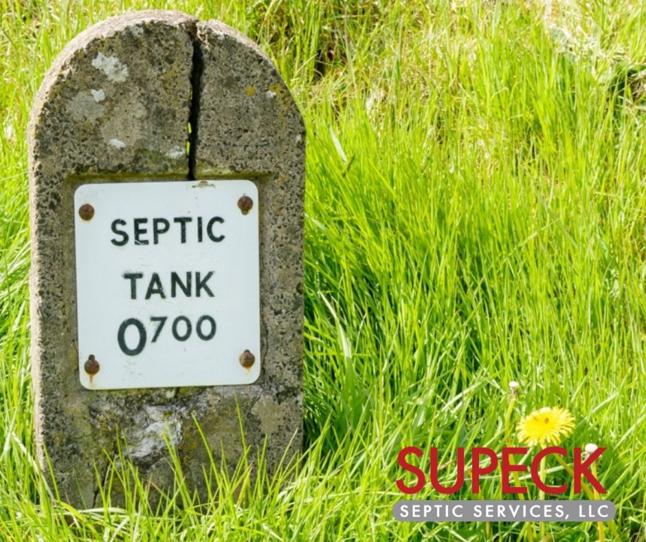 Failing Septic System - Supeck Septic Services