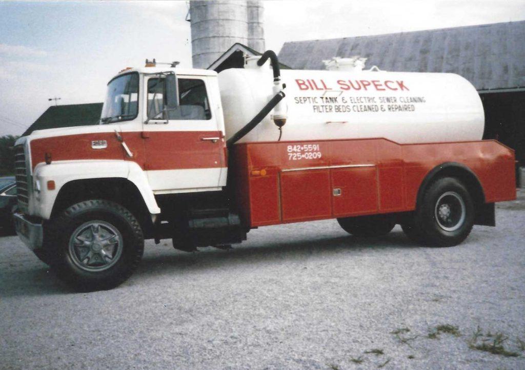 1978 Ford Tanker