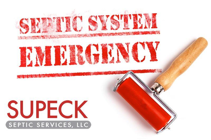 Septic System Emergency